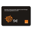 Pin Orange Internacional