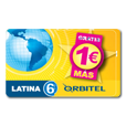 Pin  Orbitel Latina